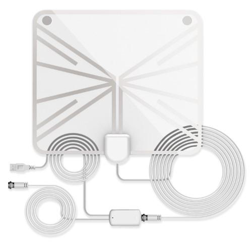 como instalar antena hdtv interior