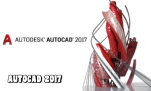 descargar autocad 2017 con licencia gratis