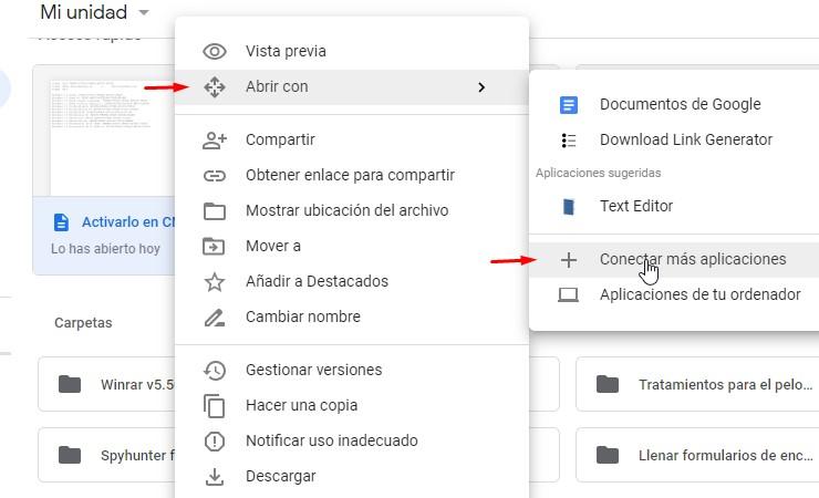 Crear link de descarga de archivos