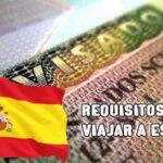 Qué REQUISITOS Necesito para Viajar a España