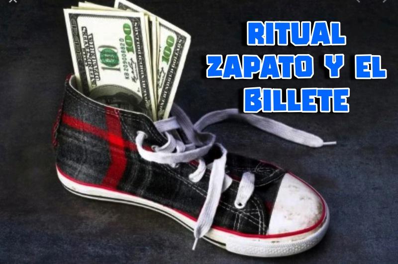 Hechizo del Zapato y el Billete
