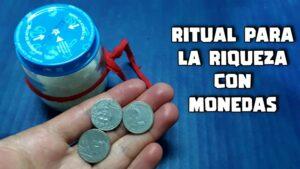 Ritual con MONEDAS para Atraer Dinero